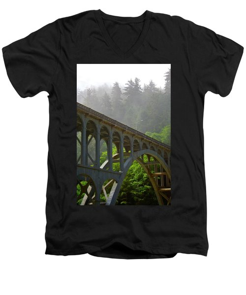 The Crossing Men's V-Neck T-Shirt
