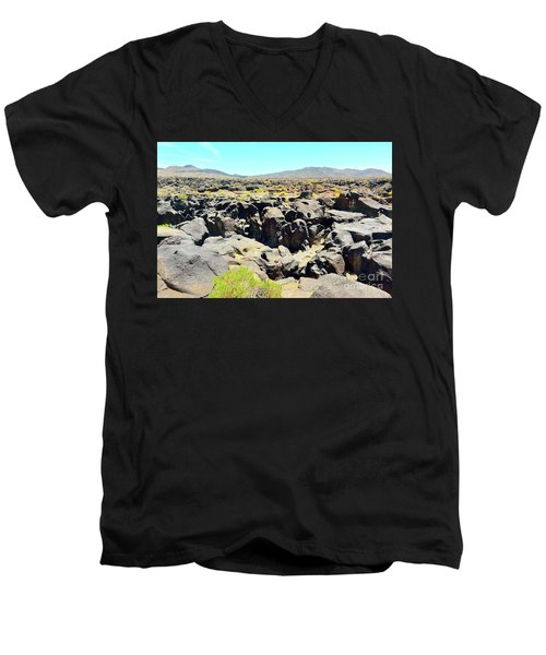 The Falls Men's V-Neck T-Shirt