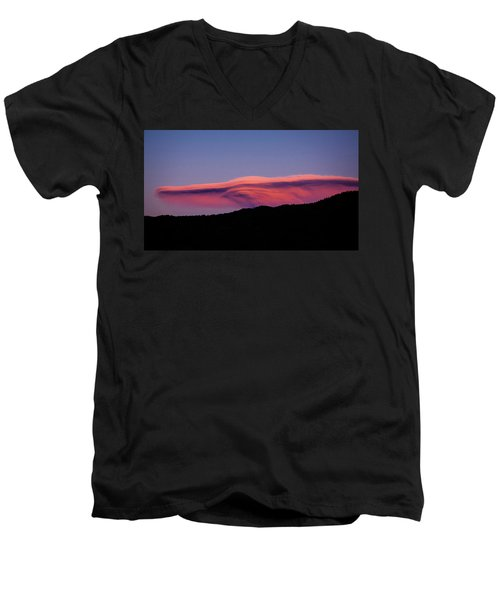 The Ferengi Cloud Men's V-Neck T-Shirt