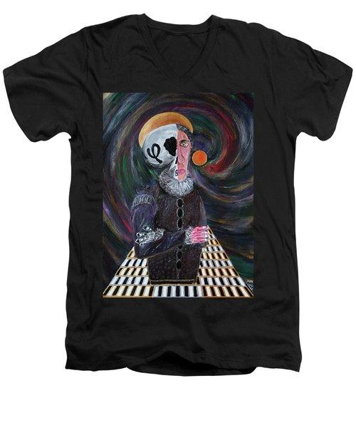 The Fffather Men's V-Neck T-Shirt