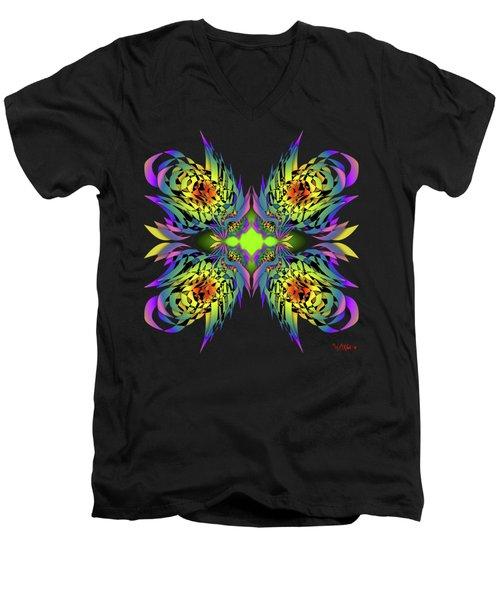 The Firebirds 6-2 Men's V-Neck T-Shirt