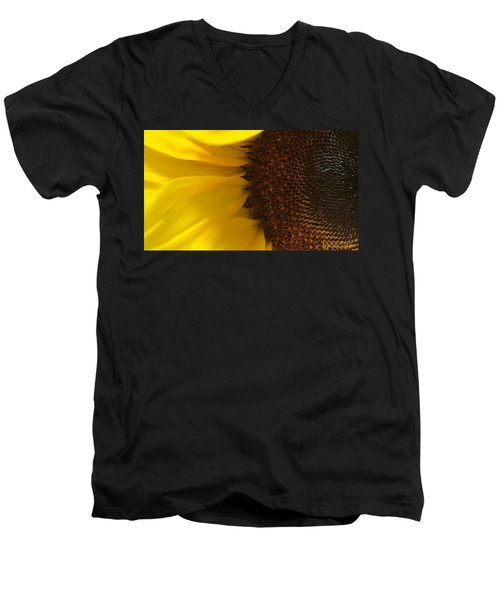 The Flame Men's V-Neck T-Shirt