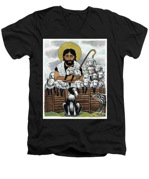 The Good Shepherd - Mmgoh Men's V-Neck T-Shirt