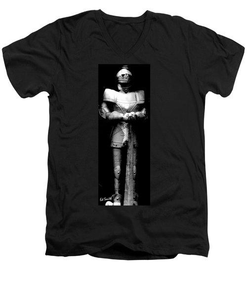 The Guard Men's V-Neck T-Shirt