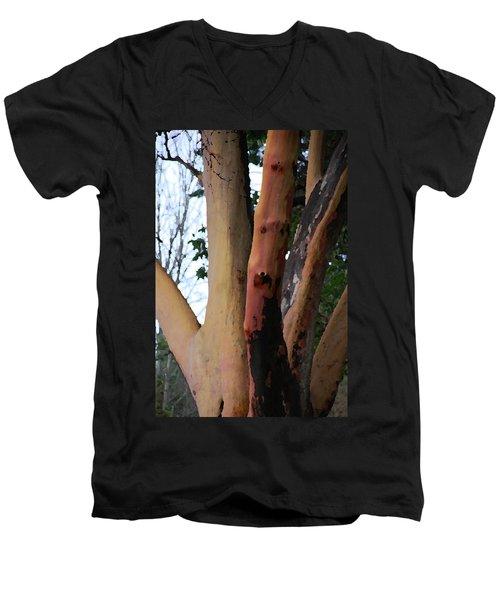 The Hand Men's V-Neck T-Shirt