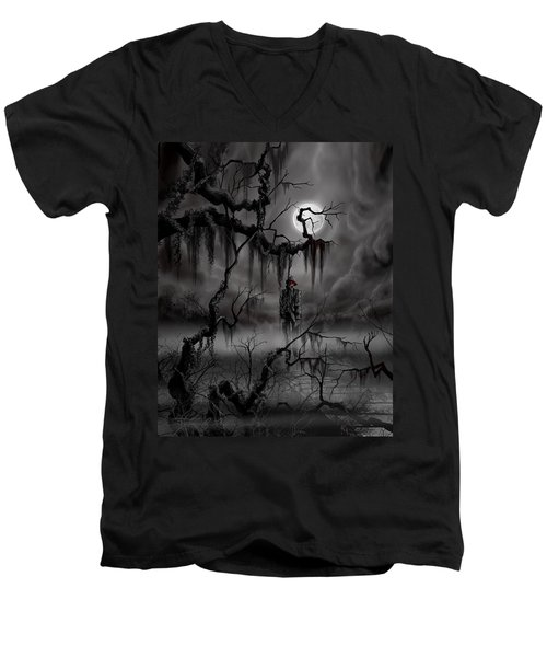 The Hangman Men's V-Neck T-Shirt