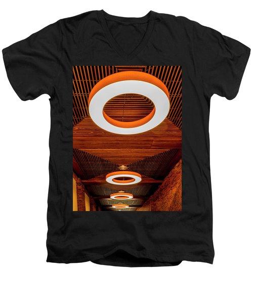 The House Of O Men's V-Neck T-Shirt