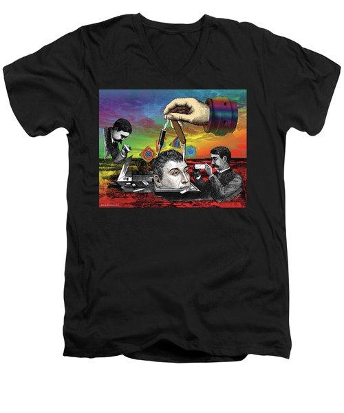 The Inquisition Men's V-Neck T-Shirt