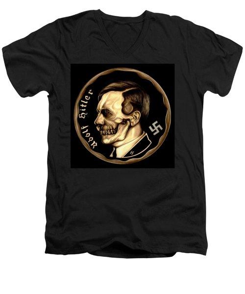The Last Reich Men's V-Neck T-Shirt