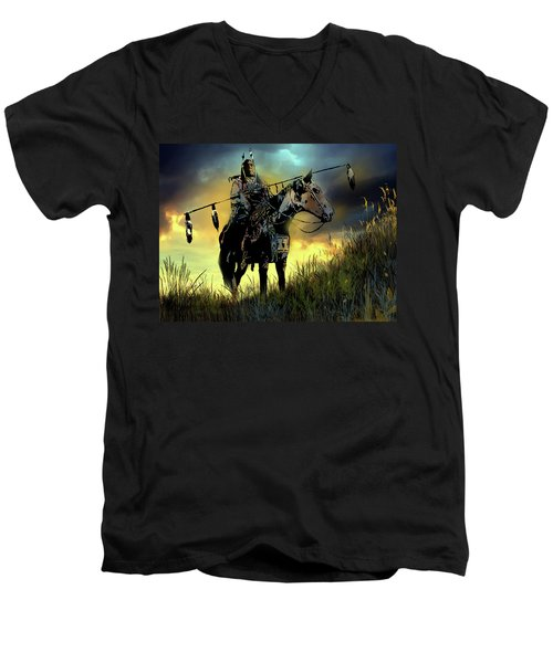 The Last Ride Men's V-Neck T-Shirt