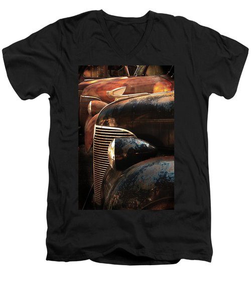 The Meeting Men's V-Neck T-Shirt