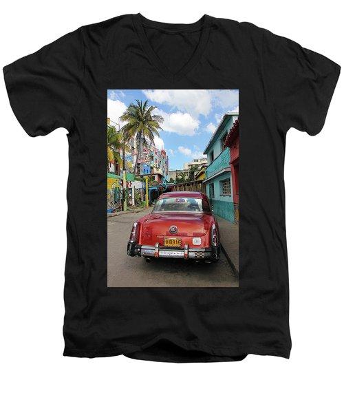 The Mercury Men's V-Neck T-Shirt