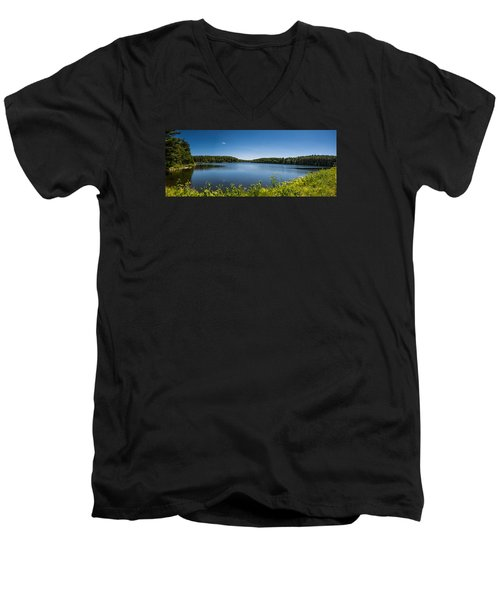 The Middle Of The Afternoon Men's V-Neck T-Shirt