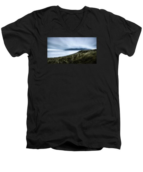 The Misty Mountains Of Mourne Men's V-Neck T-Shirt