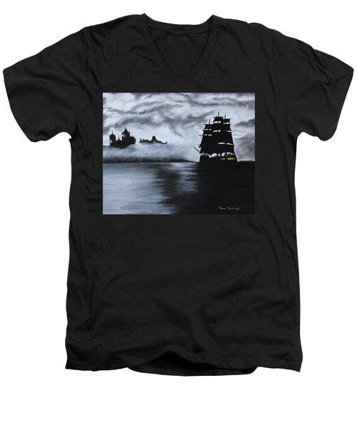 The Nathan Daniel Men's V-Neck T-Shirt