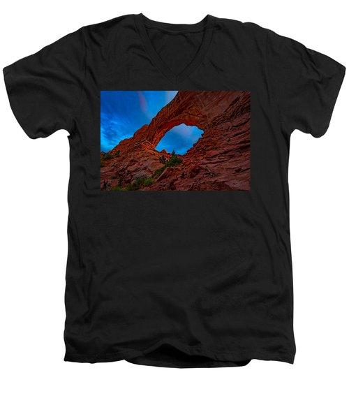 The North Window Men's V-Neck T-Shirt