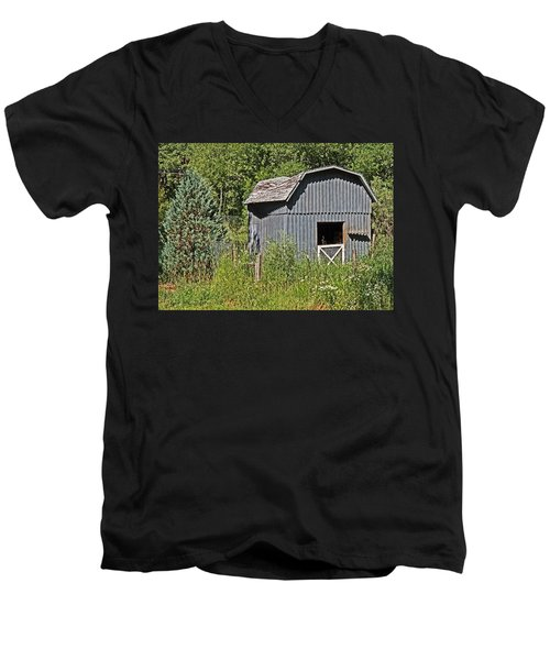 The Old Barn Men's V-Neck T-Shirt