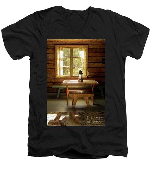 The Parlour Men's V-Neck T-Shirt