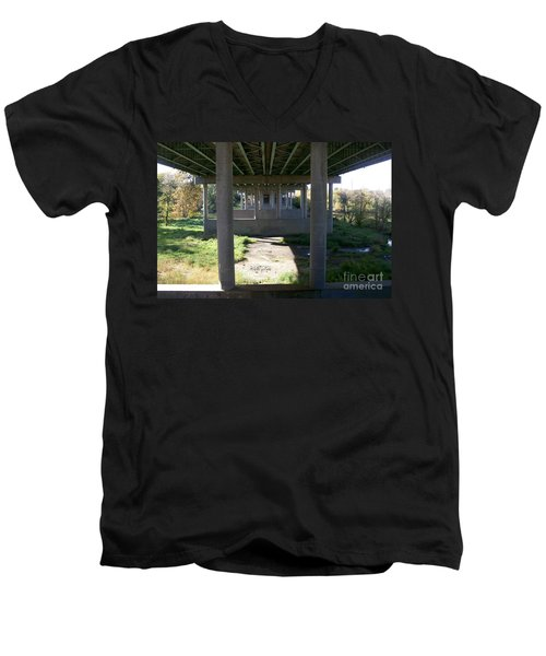 The Portal Men's V-Neck T-Shirt