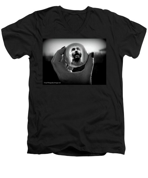 The Prisoner Men's V-Neck T-Shirt