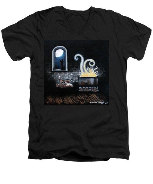 The Spell Men's V-Neck T-Shirt