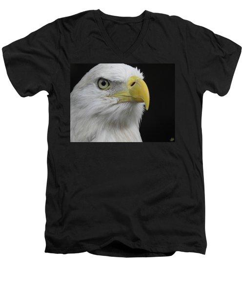 The Raptors, No. 56 Men's V-Neck T-Shirt