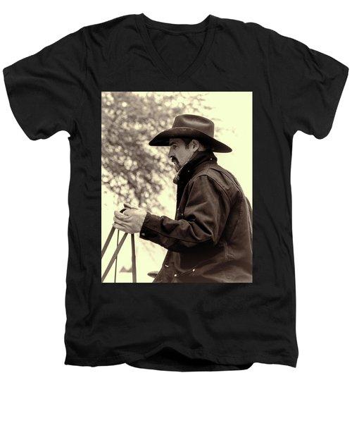 The Reins  Men's V-Neck T-Shirt