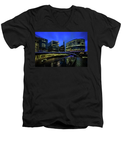 The Scoop Men's V-Neck T-Shirt