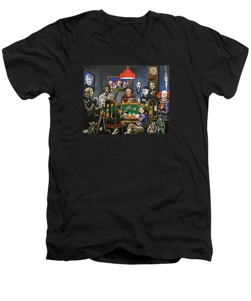 The Second Horror Game Men's V-Neck T-Shirt