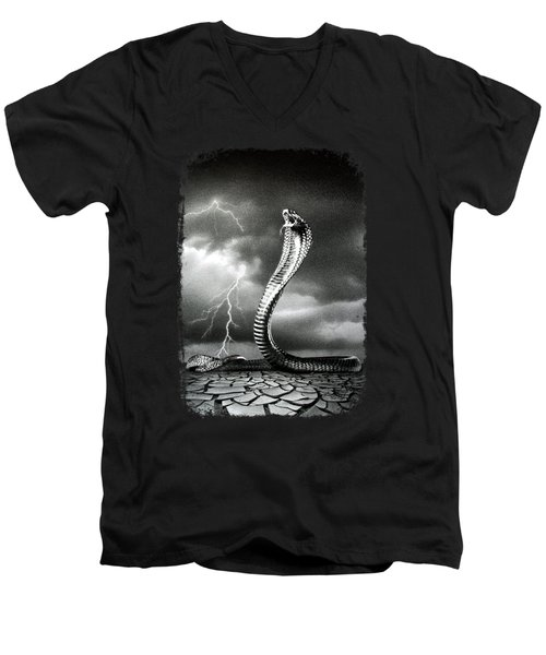 The Storm Is Coming... Men's V-Neck T-Shirt