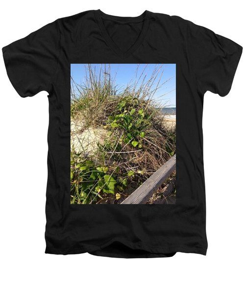 The Stroll To Water Men's V-Neck T-Shirt