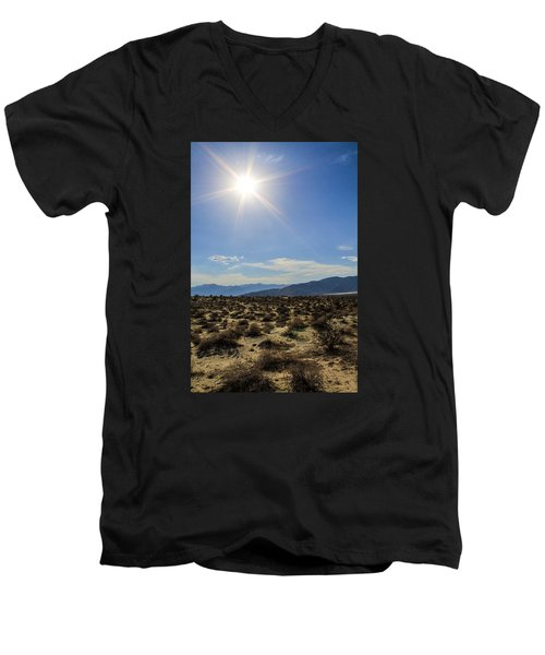 The Sun Men's V-Neck T-Shirt