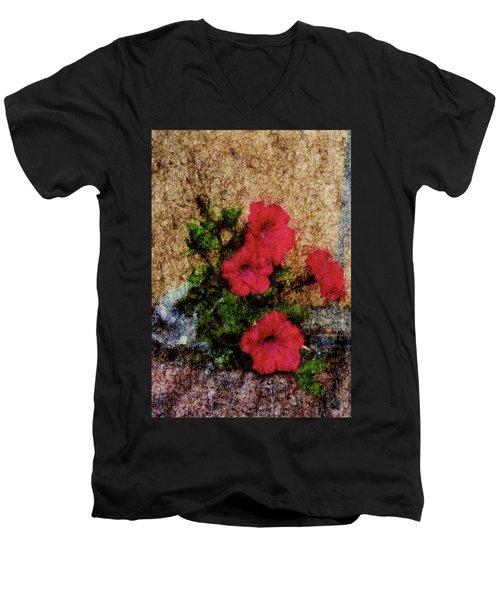 The Survivor Men's V-Neck T-Shirt