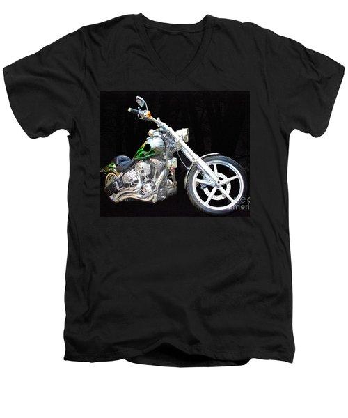 The True Love Of His Life Men's V-Neck T-Shirt