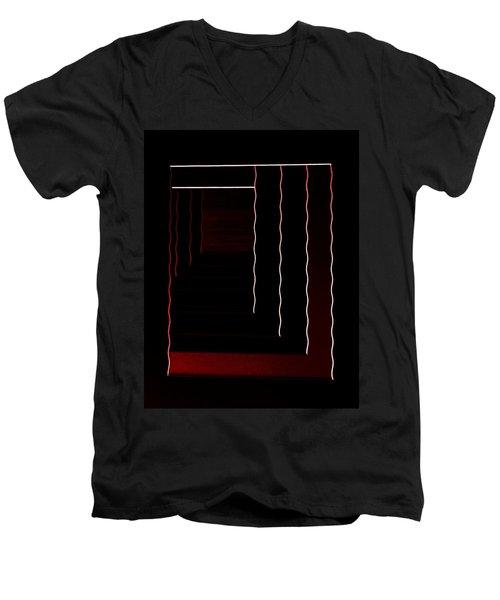 Theatre Men's V-Neck T-Shirt