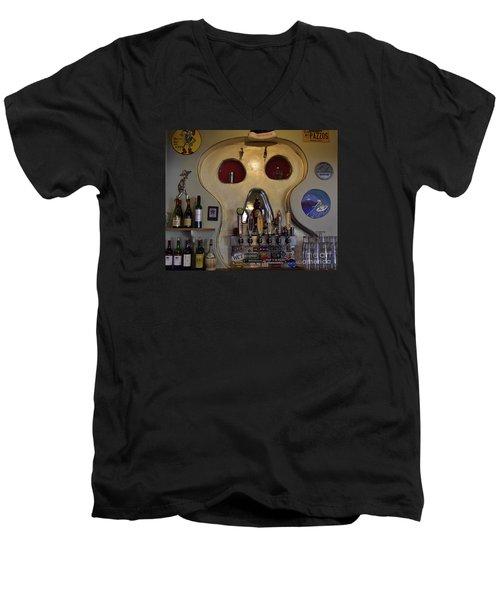 Grateful Dead  Men's V-Neck T-Shirt