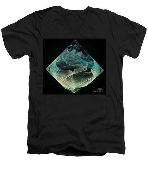 Thinning Of The Veil Men's V-Neck T-Shirt