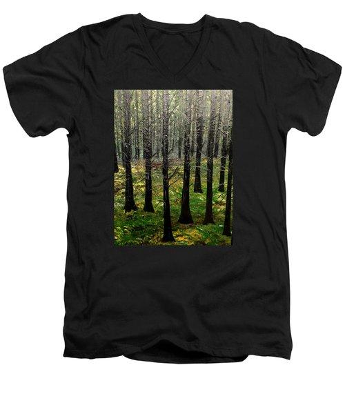 Through It All Men's V-Neck T-Shirt
