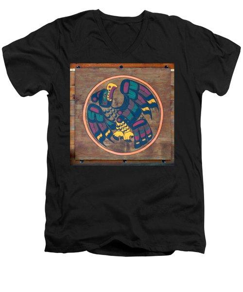 Thunderbird Men's V-Neck T-Shirt