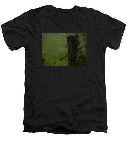 Time Tested Men's V-Neck T-Shirt