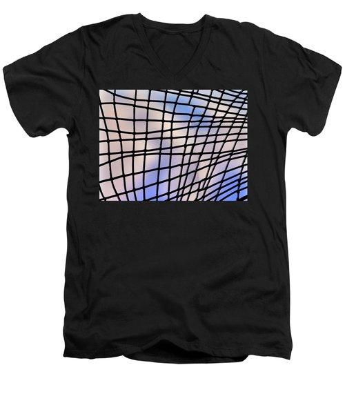 Time Warp Men's V-Neck T-Shirt