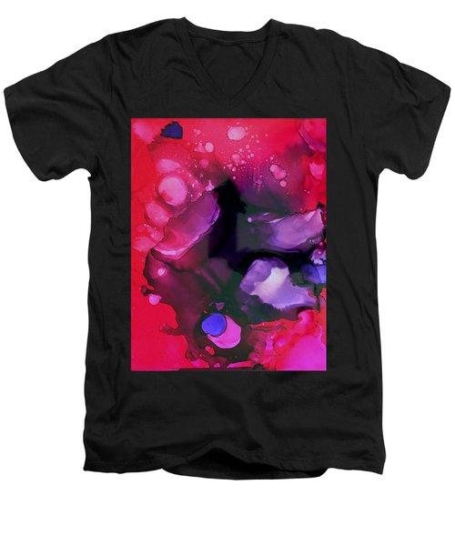 Tiny Bubbles Men's V-Neck T-Shirt