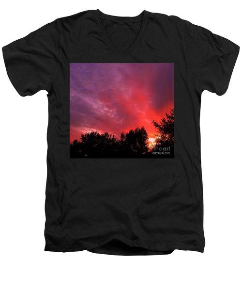 Tonight Men's V-Neck T-Shirt