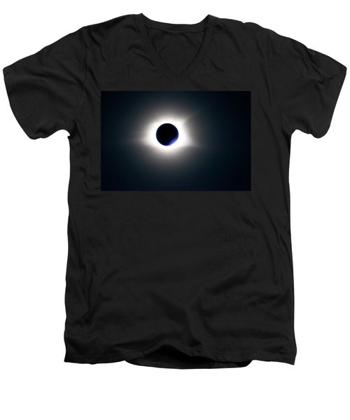 Totality Unfiltered Men's V-Neck T-Shirt