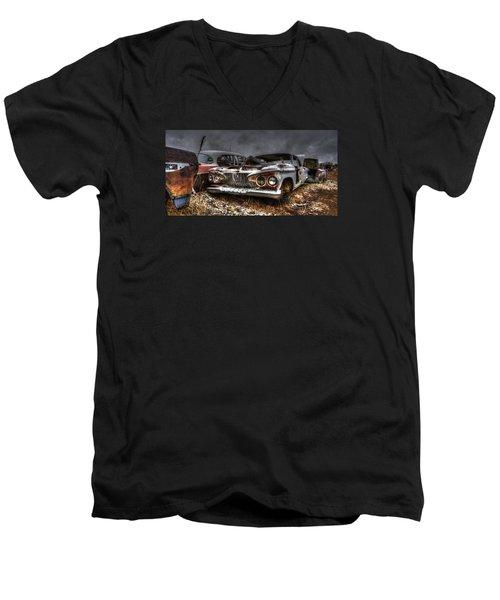 Tough Guy Men's V-Neck T-Shirt