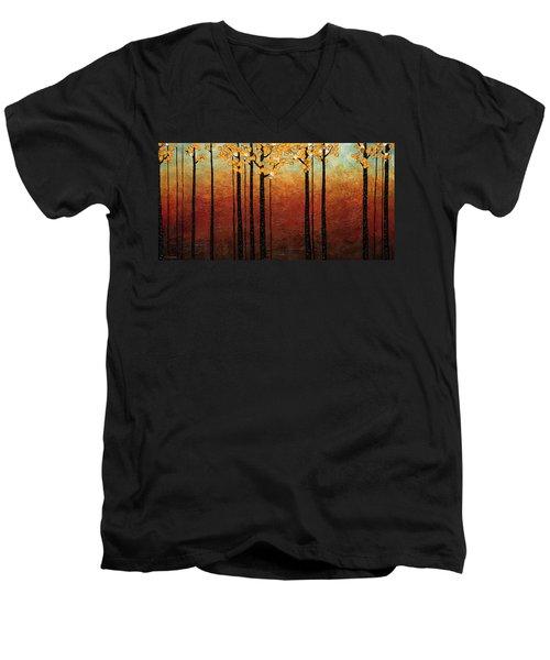 Tranquilidad Men's V-Neck T-Shirt