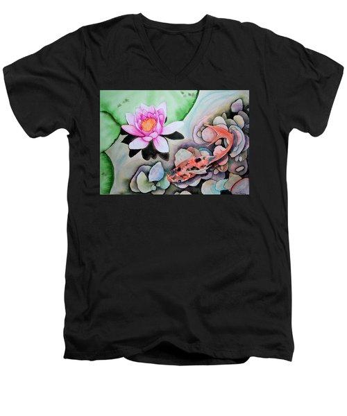 Stone's Throw Men's V-Neck T-Shirt