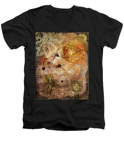Treasures Men's V-Neck T-Shirt