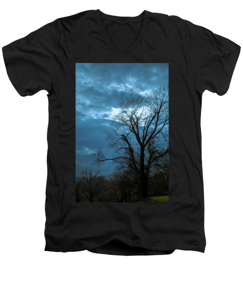 Tree # 23 Men's V-Neck T-Shirt