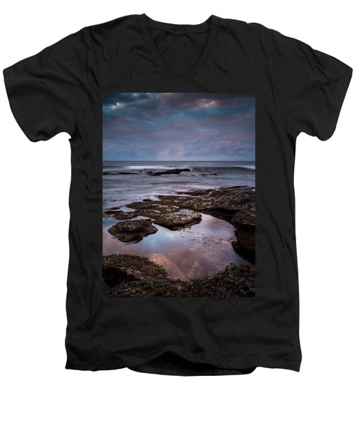 Tropical Punch Men's V-Neck T-Shirt